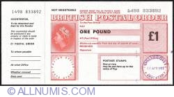 Image #1 of 1 Pound 1983
