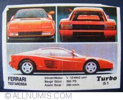 Imaginea #1 a 051 - Ferrari Testarossa