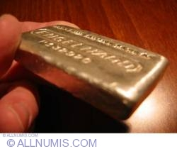 Imaginea #1 a Brockage-like 10oz Silver Bar