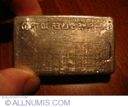 Imaginea #2 a Brockage-like 10oz Silver Bar