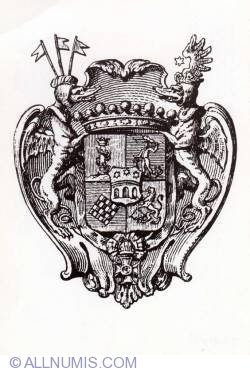 Image #1 of The Brukenthal Museum - Coat of arms