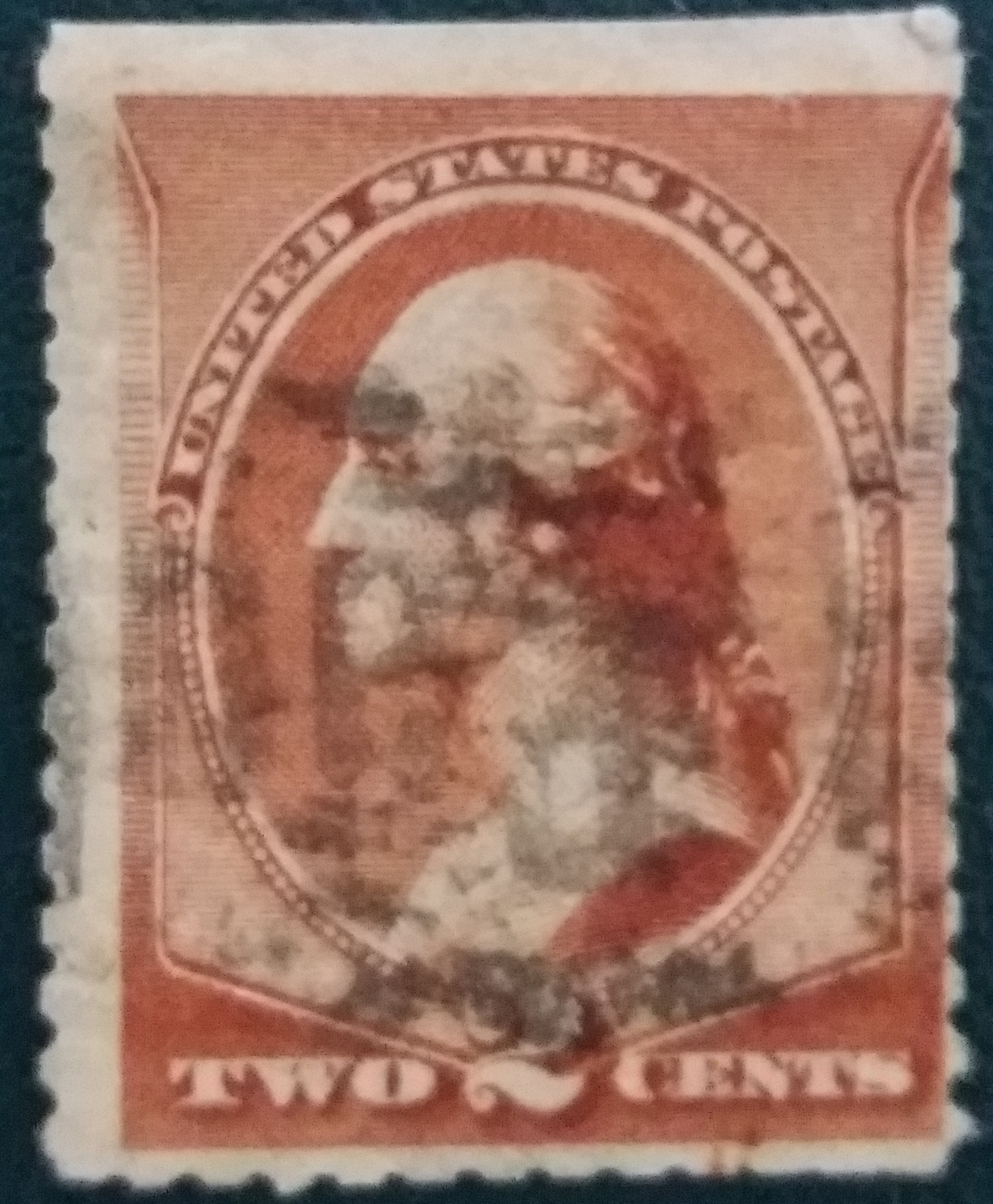 2 Cents 1883