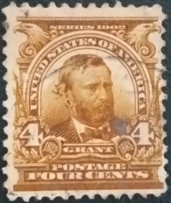 Image #1 of 4 Cents 1902 - Ulysses S. Grant