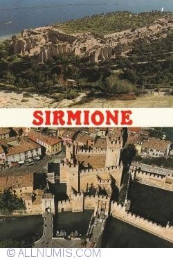 Image #1 of Sirmione - Garda Lake. Scaligero Castle