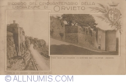 Image #1 of Orvieto - Memory of the fiftieth anniversary of the liberation (1910)