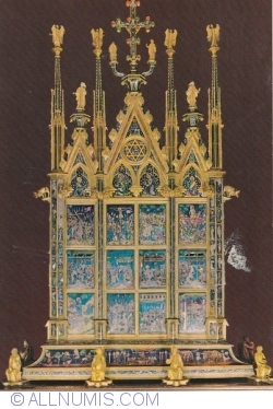 Image #1 of Orvieto - Sacred Cloth relic