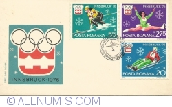 Winter Olympics in Innsbruck 1976