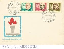Cultural anniversaries - 1967