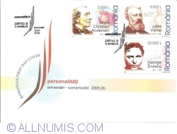 Personalities: anniversaries - commemorations 2005 (II)
