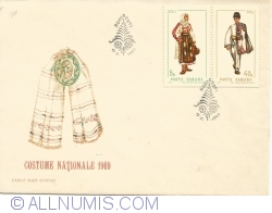 National costumes - 1969