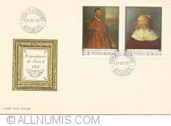 Reproduceri de artă II - 1969