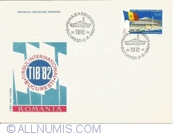 Bucharest International Fair - TIB'82