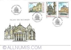 Bucharest palaces