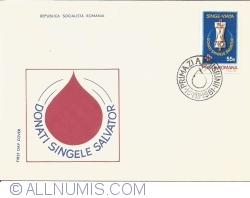 Donate the saving blood