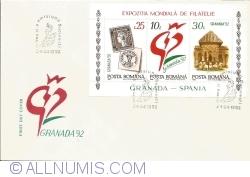 The World Philatelic Exhibition - Granada '92