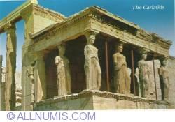 Imaginea #1 a Athens-Acropolis Porch of the Maidens Caryatids