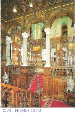 Image #1 of Peleș Castle - The Hall of Honour