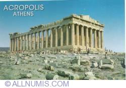 Imaginea #1 a Athens-Acropolis's Parthenon in full view