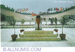 Athens-Olympic flame-2004
