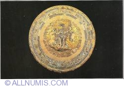 Image #1 of Vergina-Philip's tomb-ivory shield