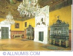 The Peleș Castle Museum - The Florentine Hall
