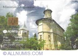 Image #1 of Dragomirna Monastery/  Curtea de Argeş Monastery (9)