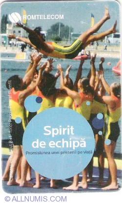 Comitetul Olimpic şi Sportiv Român: Spirit de echipă