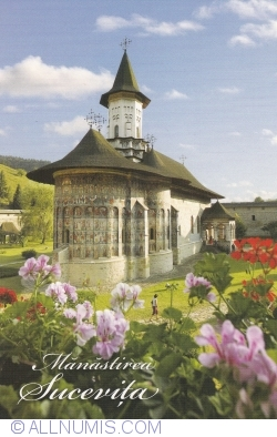 Image #1 of Sucevița Monastery