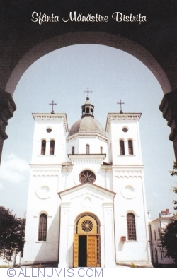 Image #1 of Bistrița - Vâlcea Monastery -  Church of the Assumption of Our Lady