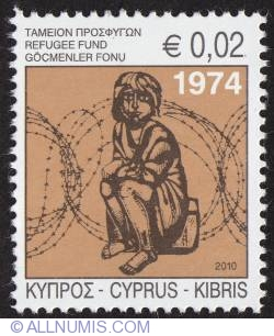 Image #1 of € 0,02 The Refugee Fund 2010