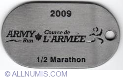 Image #1 of Army Run ½ Marathon 2009