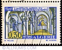 Image #1 of 0,30 Grande mosquée de Tlemcen 1972