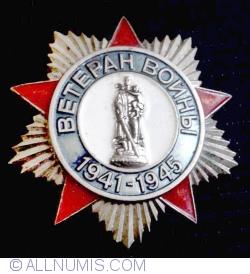 Imaginea #1 a Veteran de razboi 1941-1945