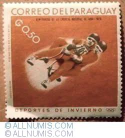 Image #1 of 0.5 Guaranies Luge 1966