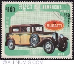 Image #1 of 0.50 Riel Bugatti 1984