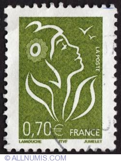 Imaginea #1 a 0.70 € Marianne de Lamouche 2005