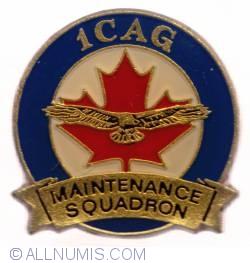 Imaginea #1 a 1 CAG Air Maintenace Squadron 1977