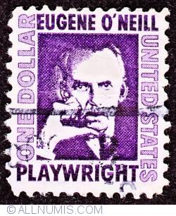 Image #1 of 1$ Eugene O'Neill 1973
