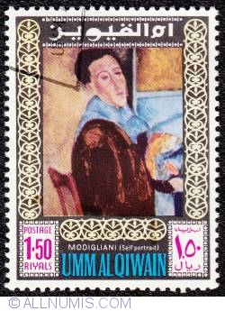Image #1 of 1 rl 50 dh. Modigiliani 1967