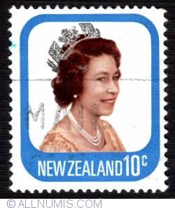 Image #1 of 10¢ 1977 - Queen Elizabeth II