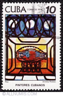 Image #1 of 10 Fish - Amelia Amelia Pelaez 1978