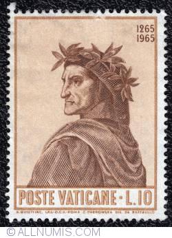 Image #1 of 10 L. Dante-700 anniversary 1265-1965
