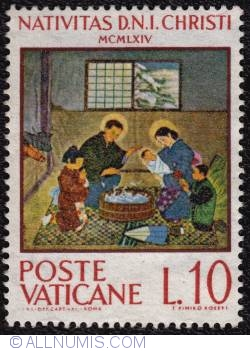 Imaginea #1 a 10 L. The adoration of the Holy Family 1964