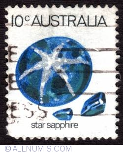 Image #1 of 10 Cent - Star Sapphire