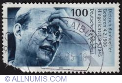 Image #1 of 100 Dietrich Bonhoeffer 1995