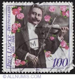Image #1 of 100 Paul Lincke 1866-1946 1996
