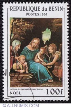 Image #1 of 100f La vierge des balances 1996