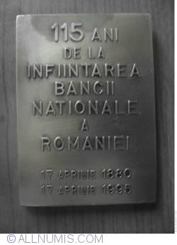 Imaginea #2 a 115 ani de la înființarea BNR