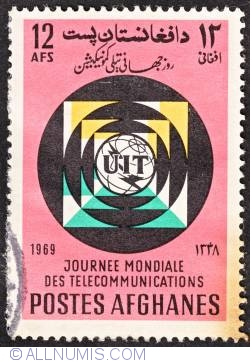 Image #1 of 12 afs World communication day 1969