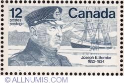 12¢ Joseph-Elzéar Bernier 1977